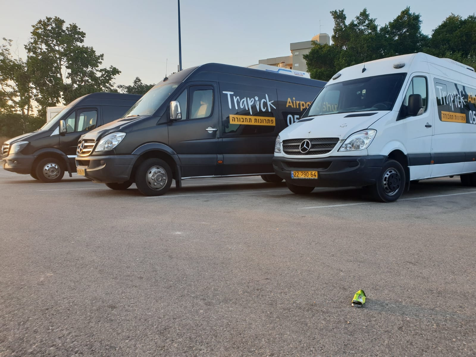מודרניסטית חברת המוניות הגדולה בישראל , מונית גדולה , מונית גדולה בתל אביב ZU-29