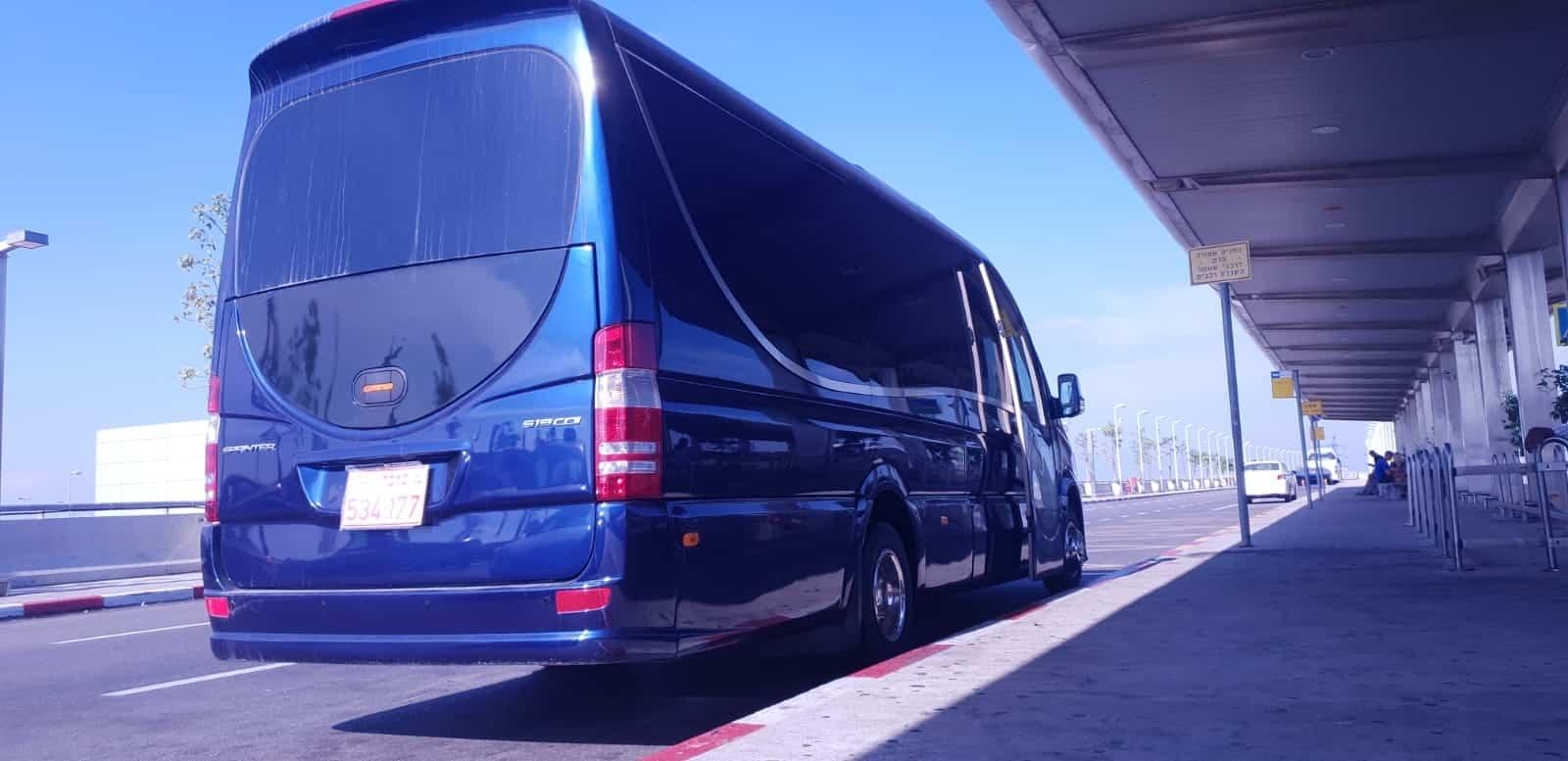 השכרת אוטובוסים