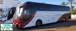 אוטובוס להשכרה בבאר שבע
