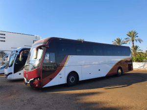 השכרת אוטובוס בחולון ראשית