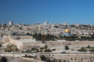 מונית גדולה בירושלים ראשית