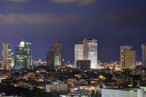 הסעות לאירועים בתל אביב ראשית