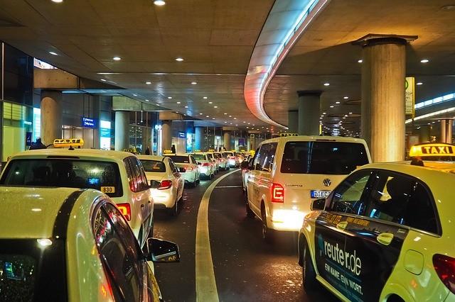 מונית גדולה בבאר שבע