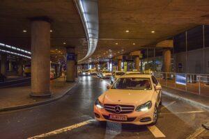 מונית גדולה בחיפה ראשית
