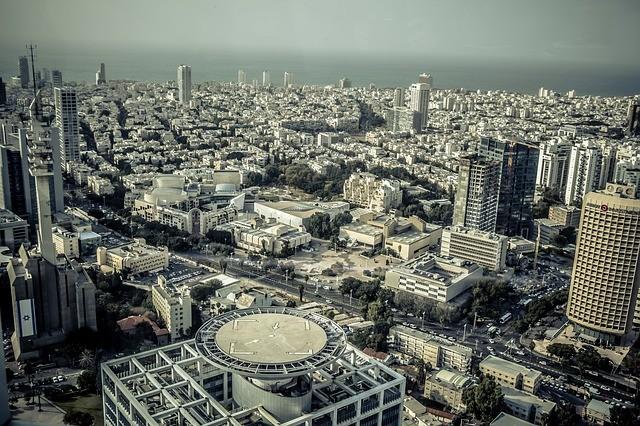 מיניבוס להשכרה בתל אביב